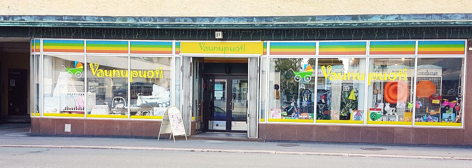 Lastentarvikeliike Lahti